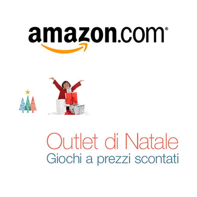 promo code bc875 df71d Amazon Outlet, sconti fino al 70% su giochi e giocattoli ...