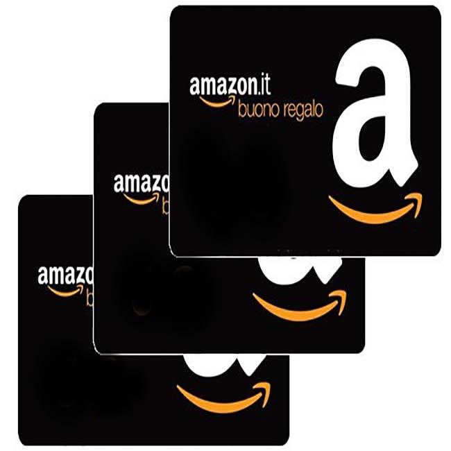 Vendo Buono Amazon 250