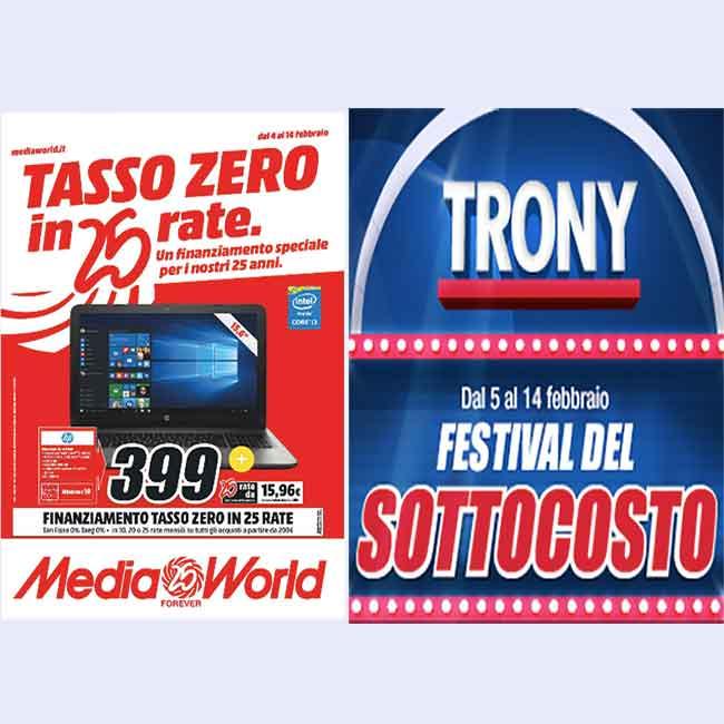 Trony offerte omaggio - Mediaworld lavatrici prezzi ...